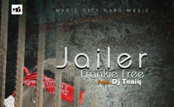 Frankie Free - JAILER (prod. by DJ Toxiq) Artwork | AceWorldTeam.com