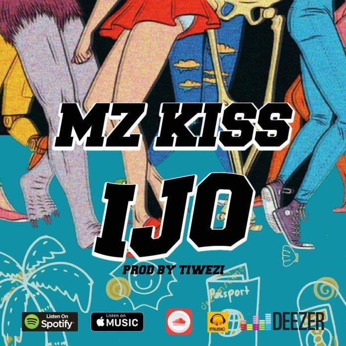 Mz. Kiss - IJO (prod. by Tiwezi) Artwork | AceWorldTeam.com