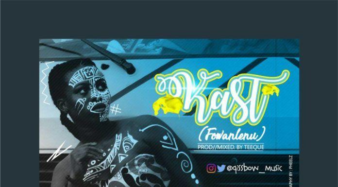 QissBow - KAST (Fowanlenu ~ prod. by TeeQue) Artwork   AceWorldTeam.com