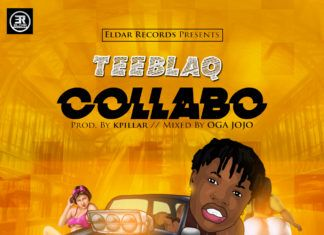 Tee Blaq - COLLABO (prod. by Kpillar) Artwork | AceWorldTeam.com