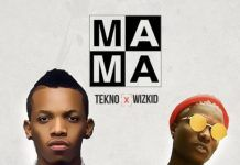 Tekno ft. Wizkid - MAMA (prod. by Spotless) Artwork | AceWorldTeam.com
