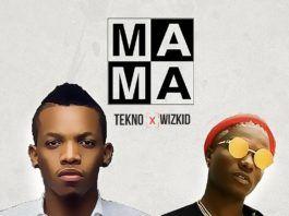 Tekno ft. Wizkid - MAMA (prod. by Spotless) Artwork   AceWorldTeam.com