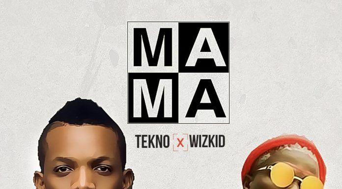 Tekno ft. Wizkid - MAMA (prod. by Spotless) Artwork | AceWorldTeam.com