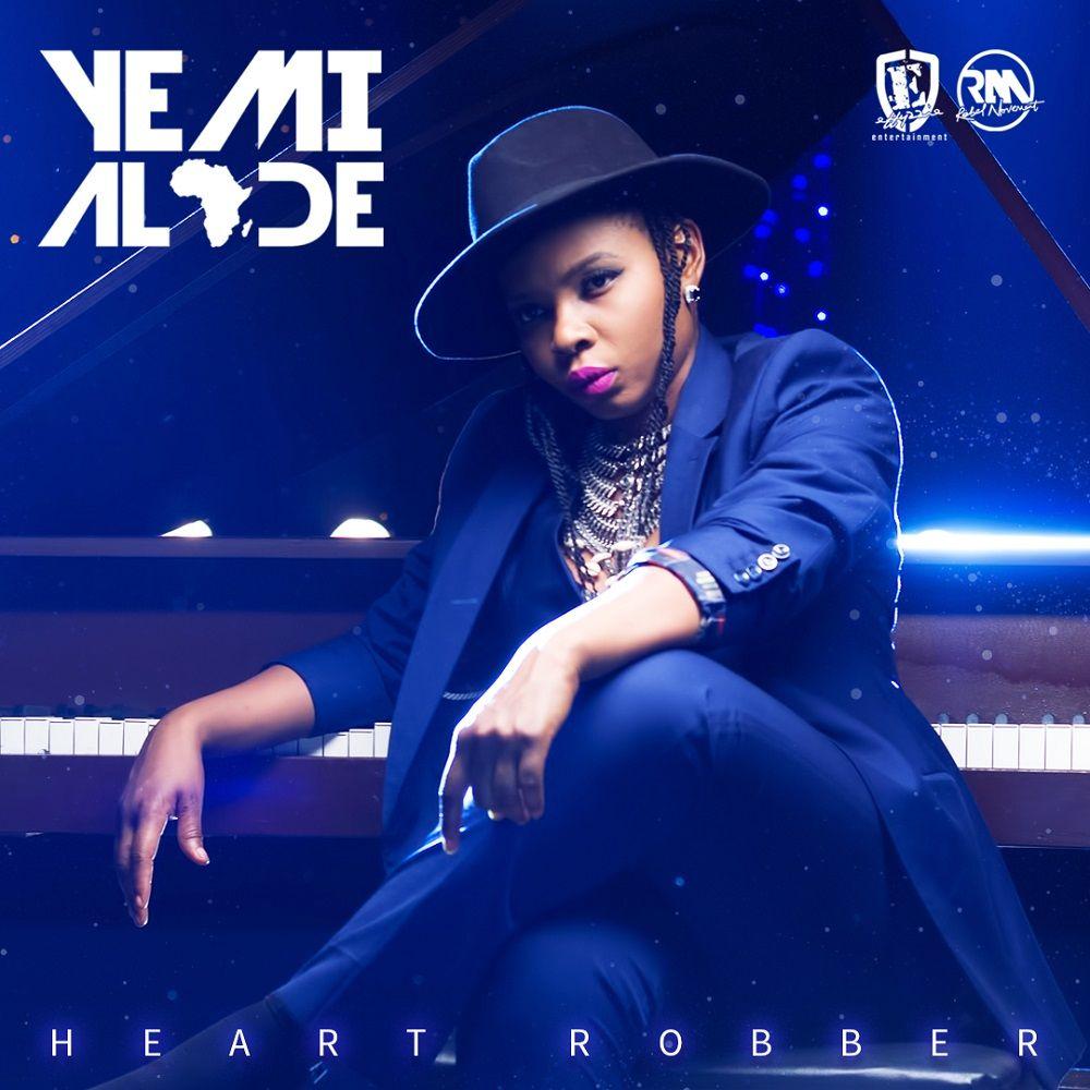 Yemi Alade - HEART ROBBER (prod. by KrizBeatz) Artwork | AceWorldTeam.com