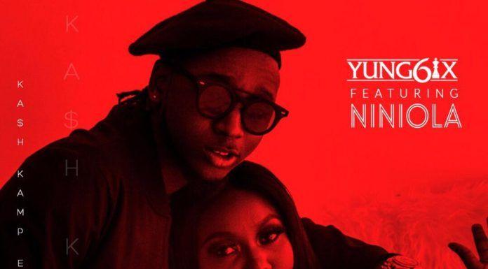 Yung6ix ft. NiniOla - GBE SEYIN (prod. by Hycienth Activating) Artwork   AceWorldTeam.com