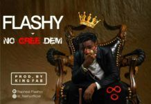 Flashy - NO GREE DEM (prod. by King Fab) Artwork | AceWorldTeam.com