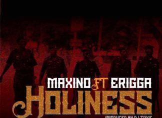 Mvxino ft. Erigga - HOLINESS (prod. by DJ Toxiq) Artwork   AceWorldTeam.com