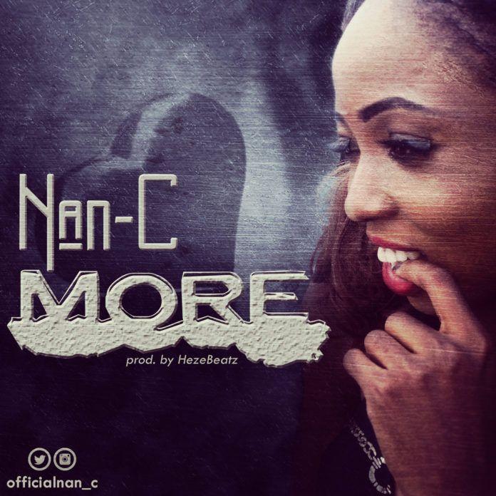 Nan-C - MORE (prod. by HezeBeatz) Artwork | AceWorldTeam.com