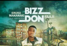 Bizz Don - ERUKU MAKANAKI (prod. by Kross) + FAAJI (prod. by Melody) Artwork | AceWorldTeam.com