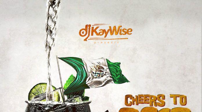 DJ Kaywise - CHEERS TO 2018 (Turn-Up Mix) Artwork | AceWorldTeam.com