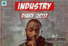 Emeka – INDUSTRY DIARY 2017 (Season 6) Artwork | AceWorldTeam.com