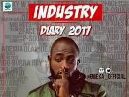 Emeka – INDUSTRY DIARY 2017 (Season 6) Artwork | AceWorldTeam.com