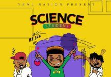 Olamide - SCIENCE STUDENT (prod. by Young John & B. Banks) Artwork | AceWorldTeam.com