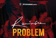 Reminisce - PROBLEM (prod. by Jospo) Artwork | AceWorldTeam.com