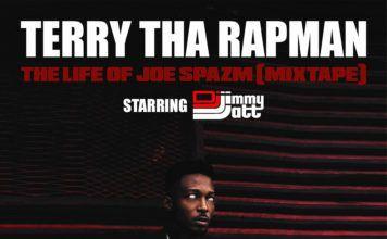T.R - LIFE OF JOE SPAZM (Mixtape) Artwotk | AceWorldTeam.com
