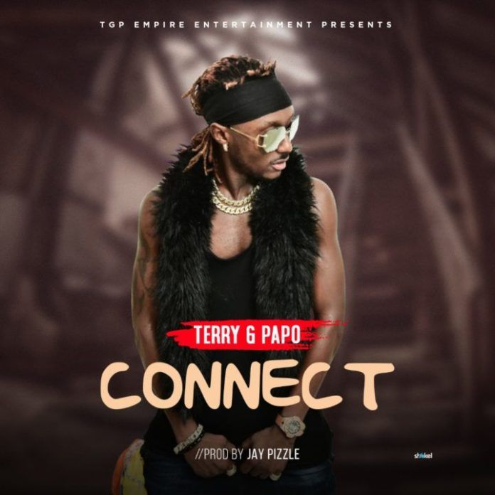 Terry G Papo- CONNECT (prod. by Jay Pizzle) Artwork | AceWorldTeam.com