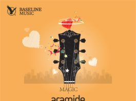 Aramide - MAGIC (prod. by Sizzle PRO) Artwork | AceWorldTeam.com