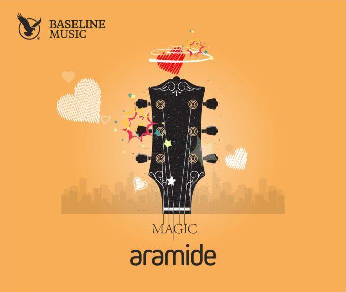 Aramide - MAGIC (prod. by Sizzle PRO) Artwork | AceWorldTeam.com