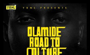 DJ Mewsic - OLAMIDE ROAD TO CULTURE TOUR (Mixtape) Artwork | AceWorldTeam.com