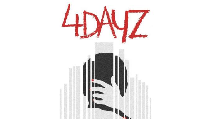 Kiss Daniel - 4DAYZ Artwork | AceWorldTeam.com