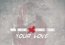 Lil' Dizzie ft. McLyne Beats - YOUR LOVE Artwork | AceWorldTeam.com