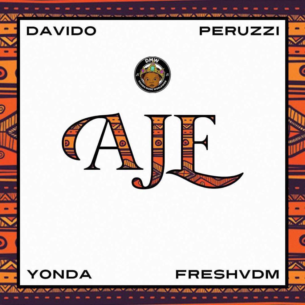 DMW ft  DavidO, Yonda, Peruzzi & Fresh VDM - AJE • AceWorldTEAM