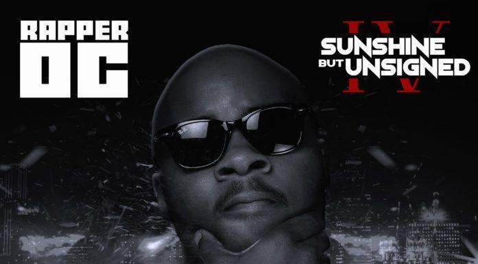 Rapper OG - SUNSHINE BUT UNSIGNED Vol.4 (Mixtape) Artwork | AceWorldTeam.com