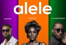 Seyi Shay ft. Flavour & DJ Consequence - ALELE (prod. by DJ Coublon™) Artwork | AceWorldTeam.com