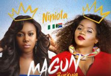 NiniOla ft. Busiswa - MAGUN (Remix ~ prod. by Sarz) Artwork | AceWorldTeam.com