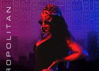 Victoria Kimani - AFROPOLITAN (EP) Artwork | AceWorldTeam.com