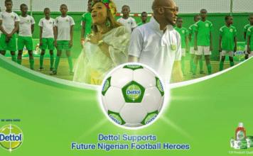2Baba & Waje - DETTOL FUTURE FOOTBALL HEROES Artwork | AceWorldTeam.com