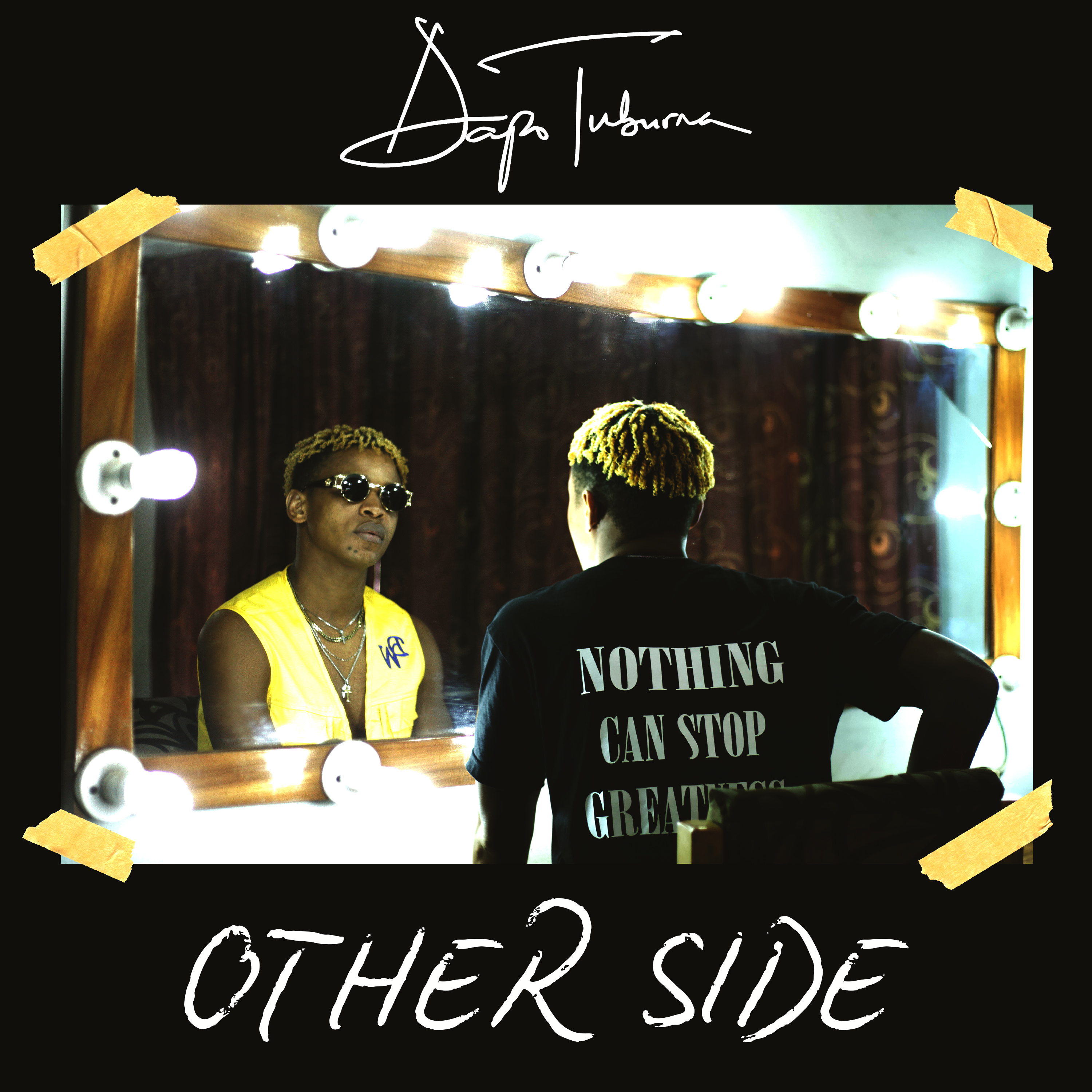 Dapo Tuburna - OTHER SIDE (prod. by Yung Willis) Artwork | AceWorldTeam.com