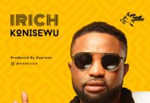 Irich - KONISEWU (prod. by Da'Piano) Artwork | AceWorldTeam.com