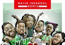 Naira Marley, Falz, Olamide, Simi, Lil'Kesh & SlimCase - NAIJA ISSAGOAL (Remix) Artwork | AceWorldTeam.com