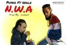 Phyno ft. Wale - N.W.A (prod. by Lambeats) Artwork | AceWorldTeam.com