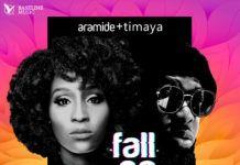 Aramide ft. Timaya - FALL ON THEM (prod. by Sizzle PRO) Artwork | AceWorldTeam.com