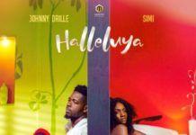 Johnny Drille ft. Simi - HALLELUYA Artwork | AceWorldTeam.com