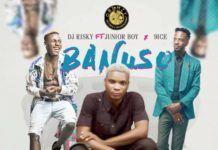 DJ Risky ft. Junior Boy & 9ice - BANUSO Artwork   AceWorldTeam.com