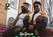 Dr. Dolor ft. Teni - RAMBO (prod. by JaySynths Beatz) Artwork   AceWorldTeam.com
