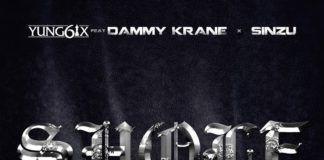 Yung6ix ft. Dammy Krane & Sinzu - SHOLE (prod. by Disally) Artwork   AceWorldTeam.com