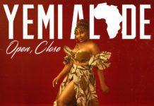 Yemi Alade - OPEN, CLOSE Artwork | AceWorldTeam.com