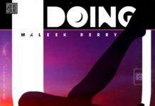 Maleek Berry - DOING U Artwork | AceWorldTeam.com