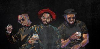 Olamide, Falz & Timaya - LIVE LIFE (prod. b Major Bangz) Artwork | AceWorldTeam.com