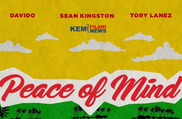 Sean Kingston ft. DavidO & Tory Lanez - PEACE OF MIND Artwork | AceWorldTeam.com