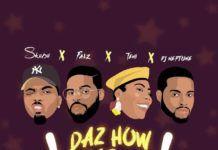 Skiibii ft. Falz, Teni & DJ Neptune - DAZ HOW STAR DO (prod. by JaySynths Beatz) Artwork | AceWorldTeam.com