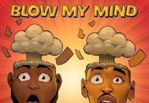 DavidO ft. Chris Brown - BLOW MY MIND (prod. by Shizzi) Artwork | AceWorldTeam.com