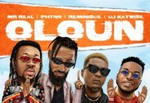 Mr. Real ft. Phyno, Reminisce & DJ Kaywise - OLOUN (prod. by Cracker) Artwork | AceWorldTeam.com