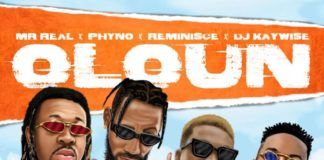 Mr. Real ft. Phyno, Reminisce & DJ Kaywise - OLOUN (prod. by Cracker) Artwork | AceWorldTeam.com