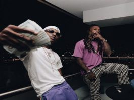 Wizkid & Ty Dolla $ign Artwork | AceWorldTeam.com