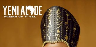 Yemi Alade - WOMAN OF STEEL (Album) Artwork | AceWorldTeam.com